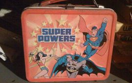 Super Powers lunchbox